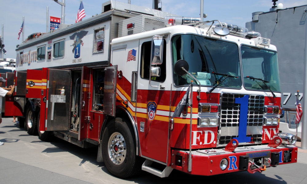 Fdny rescue 1 kyle wagman outstanding